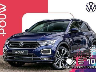 tweedehands VW T-Roc 1.5 TSI 150pk DSG Sport + R-Line Pakket + Advance