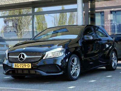 tweedehands Mercedes A160 AMG Edition Automaat
