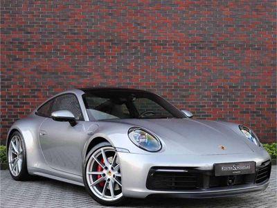 tweedehands Porsche 911 Carrera 4S 992 3.0*Chrono*360 camera*Vierwiel besturi