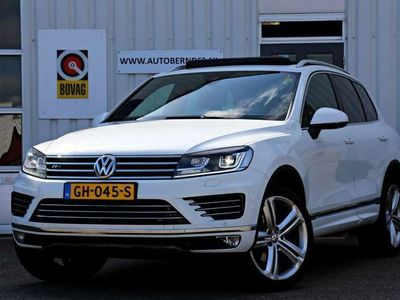 tweedehands VW Touareg 3.0 TDI V6 262PK 4Motion R-line Aut.*NL-Auto*Perfe