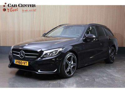 tweedehands Mercedes C400 Estate 4MATIC Sport Edition Premium Plus Panorama,