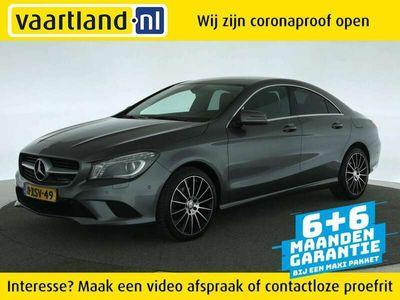 tweedehands Mercedes CLA180 CDI Edition [ Navi Xenon Half-leder ]