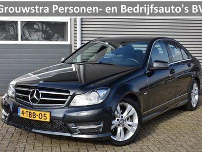 tweedehands Mercedes C180 C-klasseAmbition Avantgarde C Edition Aut. I Navi I Xenon
