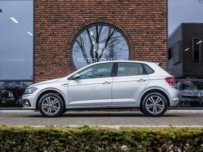 tweedehands VW Polo 1.6 TDI R-LINE Navigatie, LED koplampen!