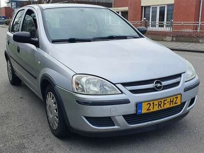 tweedehands Opel Corsa 1.2-16V CRUISE CONTROL