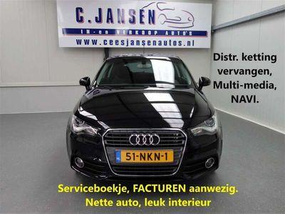 tweedehands Audi A1 1.4 TFSI 119g. Ambition Pro Line Business Media St