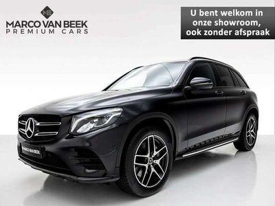 tweedehands Mercedes GLC250 d 4MATIC AMG Nw. Prijs € 74.498 Night Burmester LED Geïnteresseerd?