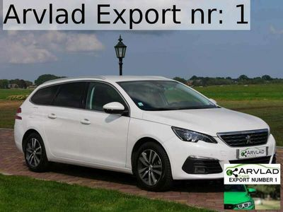 tweedehands Peugeot 308 ***NETTO***9399**AUT**2018 ALLURE 1.2 PureTech AUT