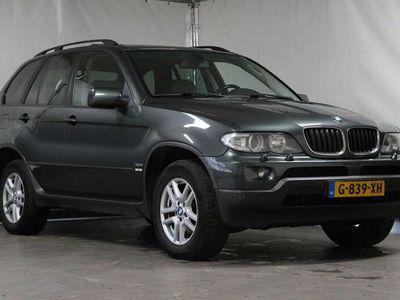 tweedehands BMW X5 3.0 D AUT High Executive / BTW auto / Youngtimer
