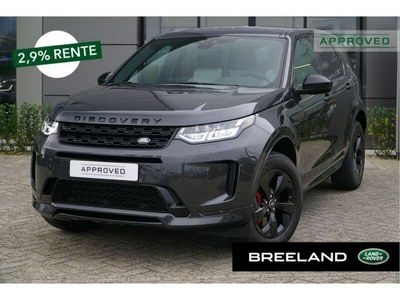 tweedehands Land Rover Discovery Sport P200 Automaat 2.0 Turbo R-Dynamic Launch Edition