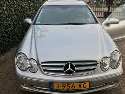 tweedehands Mercedes CLK240 240 Avantgarde