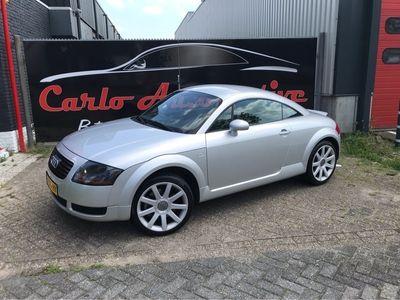 tweedehands Audi TT 1.8 5V Turbo VERKOCHT!