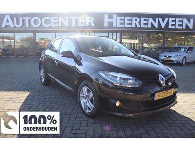 tweedehands Renault Mégane 1.5 dCi Authentique 50 % deal 3.875,- ACTIE Navi /