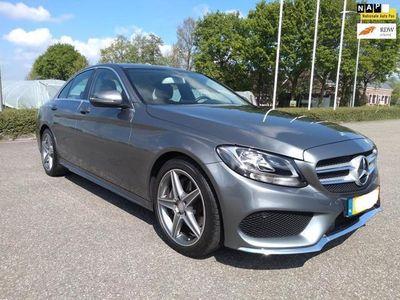 tweedehands Mercedes C200 Premium Plus staat AMG PAKKET Apk tot 2021