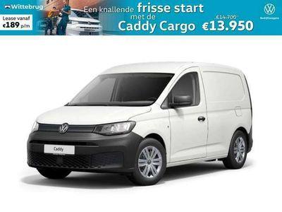 tweedehands VW Caddy  Cargo 2.0 TDI Comfort 75PK - WORDT VERWACHT