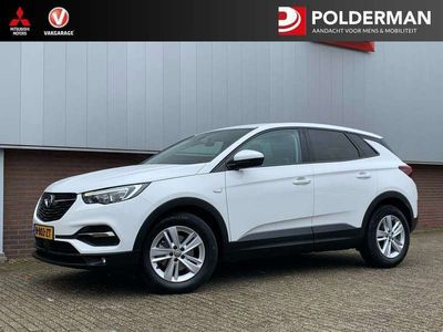tweedehands Opel Grandland X 1.2 Turbo Business + | Navigatie | Parkeersensoren