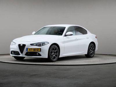 tweedehands Alfa Romeo Giulia 2.2 Eco Business Super, Automaat, Leder, Navigatie
