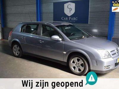 tweedehands Opel Signum 2.2-16V Elegance ZEER NETTE AUTO/NAVI/LMV/CRUISE/ECC AIRCO/APK 10-'20/NAP!
