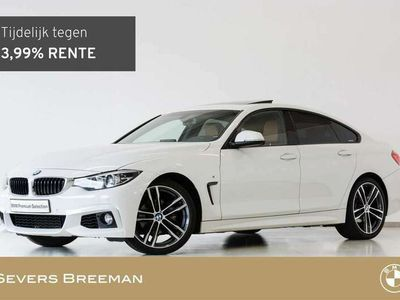 tweedehands BMW 420 Gran Coupé 420i High Executive M Sportpakket Aut.