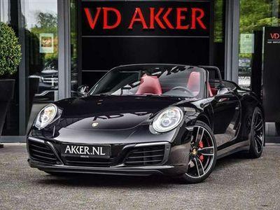 tweedehands Porsche 911 Carrera 4S 4S CABRIOLET BICOLOR LEDER+CAMERA NP.181K