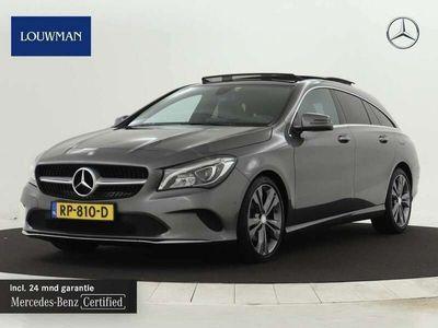 tweedehands Mercedes CLA180 d Lease Edition Plus Navigatie| Panoramadak| LM..