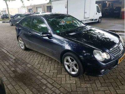 tweedehands Mercedes C220 220 CDI