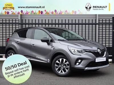 tweedehands Renault Captur TCe 100pk Intens Navig., Bose, Camera, Parkeer sen
