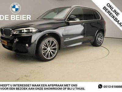 tweedehands BMW X5 XDrive 3.5I M-sportpakket / LED / Leder / HUD / Schuifdak / Trekhaak / Surround view / Chrome line / DAB / Harman-kardon sound / Alu 20 inch