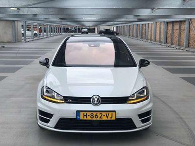 tweedehands VW Golf R 4motion DSG LED PANO parelmoerwit