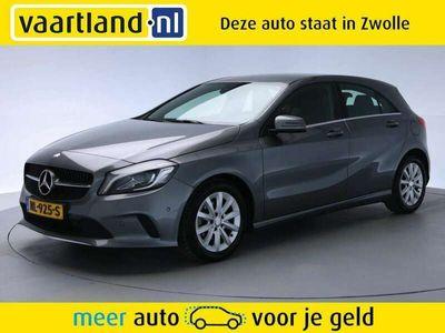 tweedehands Mercedes A180 180d Edition Style [ full led navi half leder ]