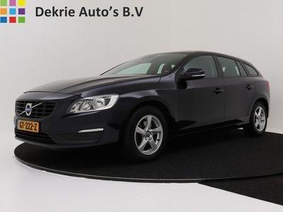 tweedehands Volvo V60 CC 2.0 D2 Kinetic Business / NAVI / STOELVERW. / AIRCO-E / CRUISE CTR. / PDC / TREKHAAK / LMV