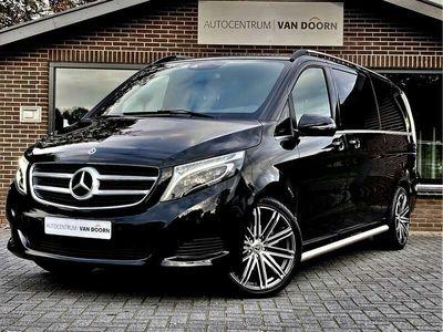 tweedehands Mercedes V250 250d Extra Lang | Avantgarde | Aut | DubbelCab | 2