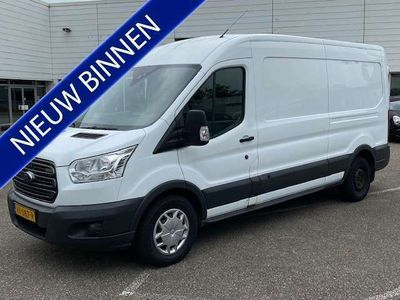 tweedehands Ford Transit 350 2.2 TDCI L3H2 Trend   AIRCO   3 PERS   TREKHAA