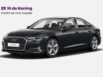 tweedehands Audi A6 50TFSI e/299pk quattro Business edition · Schakelmogelijkheid aan stuurwiel · DAB ontvanger · Volledig digitaal instrumentenpaneel