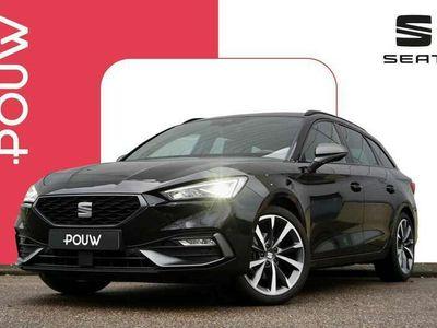 tweedehands Seat Leon Sportstourer 1.5 eTSI 150pk DSG FR Launch Edition