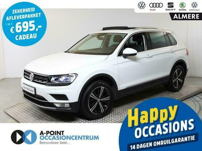 tweedehands VW Tiguan 2.0 TSI DSG 4MOTION HIGHLINE / PANO
