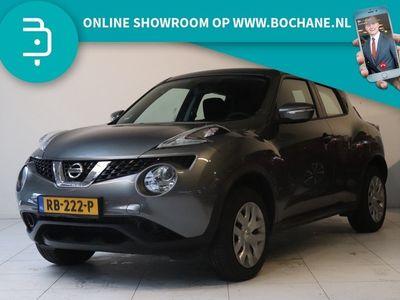 tweedehands Nissan Juke 1.6 Visia Dealer onderouden/Nieuwstaat/Winterbanden aanwezig