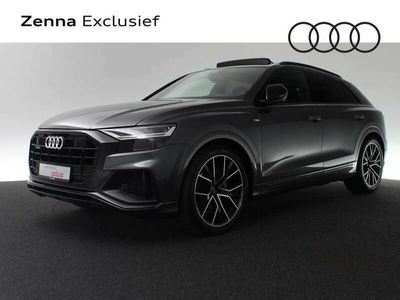 tweedehands Audi Q8 55 TFSI quattro Pro Line S Tip-tronic | Luchtverin