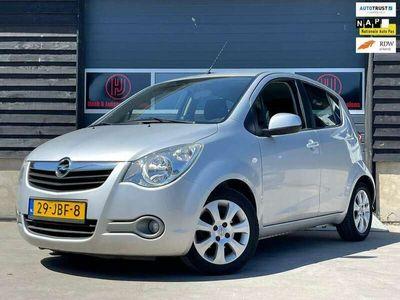 tweedehands Opel Agila 1.2 Enjoy Automaat Airco hoge instap Apk NAP