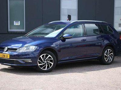 tweedehands VW Golf Variant 1.0 TSI Highline |110PK| dealer onderhouden|