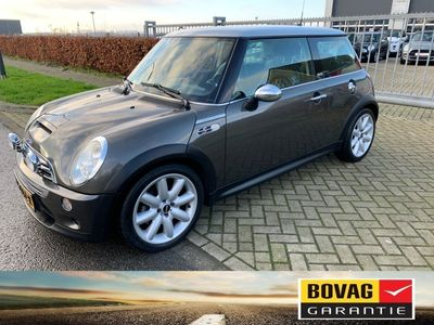 tweedehands Mini Cooper S 1.6 Parklane Dealerauto BOVAG