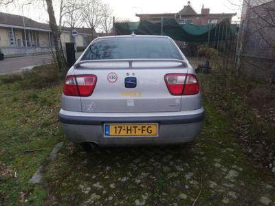 tweedehands Seat Cordoba 1.8-20V Turbo Cupra