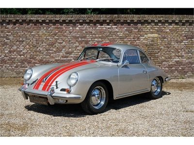 tweedehands Porsche 356 B Coupé Matching Numbers