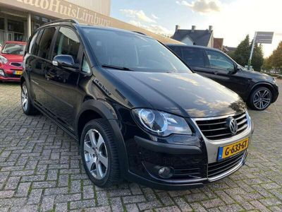 tweedehands VW Touran Cross 1.4 TSI Nieuwstaat