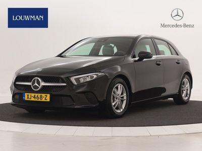 tweedehands Mercedes A200 Business Solution Navigatie | Achteruitrijcamera | Ledkoplampen | Stoelverwarming | Cruise Control |