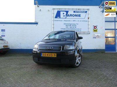 tweedehands Audi A2 1.4 schuifdak
