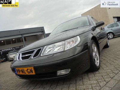tweedehands Saab 9-5 2.0t Vector Climate. Leer. Cruise. Automaat. PDC.