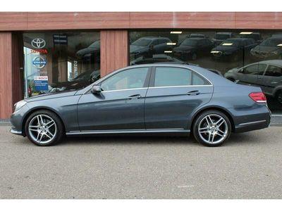 tweedehands Mercedes E350 BlueTEC 4MATIC Edition Sport Elegance
