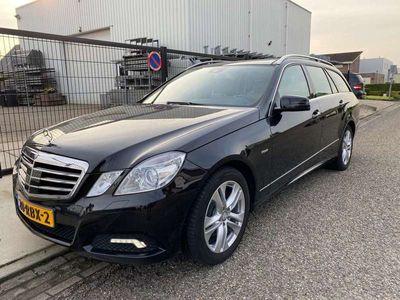 tweedehands Mercedes E250 Estate CGI 204 pk Business Class Avantgarde *7 per