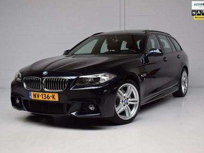 tweedehands BMW 520 520 Touring D 190PK AUT8 M-pakket Sport Panoramadak